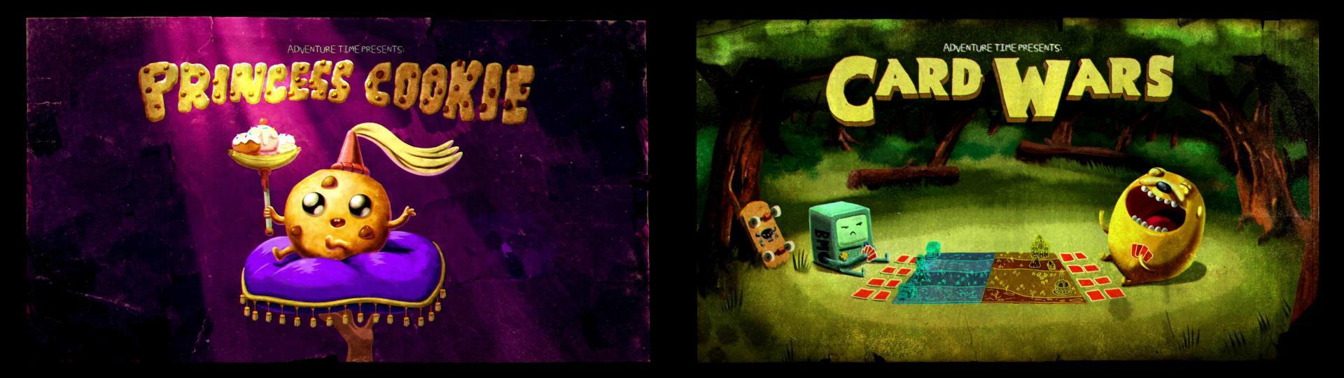 Adventure time смотреть весь 4 сезон